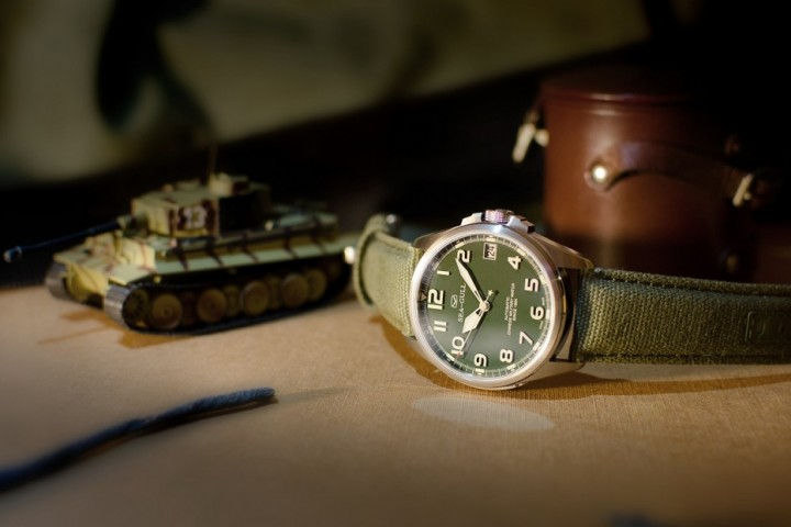 Seagull  Military 1964 (green)