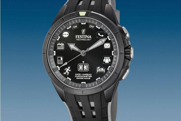 FESTINA HYBRID FS3001/1 NEGRA